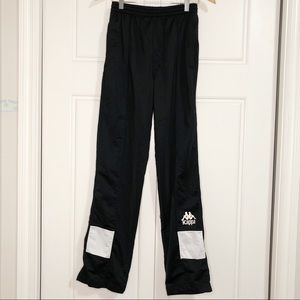 Kappa M Men Black Sweatpants